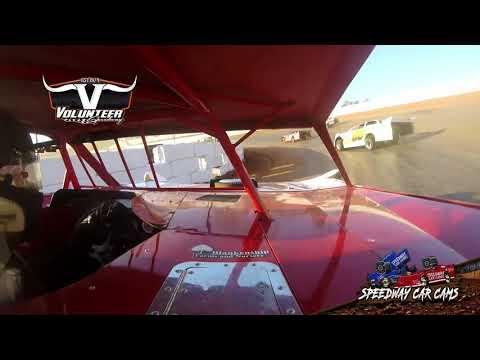 #32 William Blankenship - Crate - #Grinch40 - 12-7-19 Volunteer Speedway - In-Car Camera
