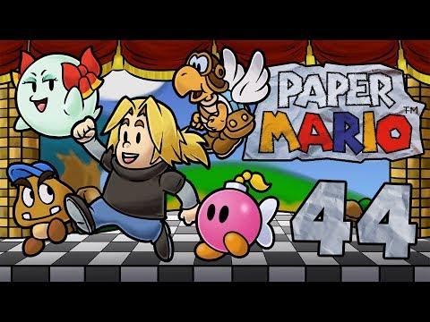 Let's Play Paper Mario [German][#44] - Don Raphael, Herr der Insel!