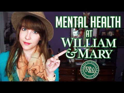 Mental Health at The College of William and Mary | An Open Letter