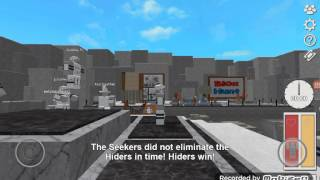 No commentary | Roblox Blox Hunt