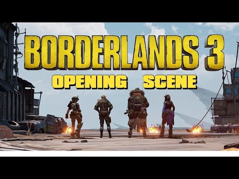 """Borderlands 3 Opening scene and theme song """"Put It On The Line"""" By The Heavy Mp3"""
