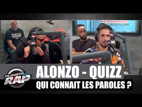 Alonzo & Lartiste - Qui Connait Les Paroles #PlanèteRap