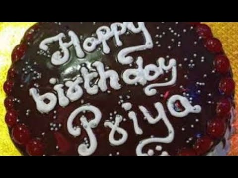 Full Download] Happy Birthday Priya Birthday Whatsapp Status