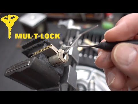 (1489) Tricky New Mul-T-Lock Interactive (Thanks Ted!)