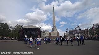 Парад оркестров, Рига / Orchestra parade, Riga / Orķestra parāde, Rīga (Часть VII)