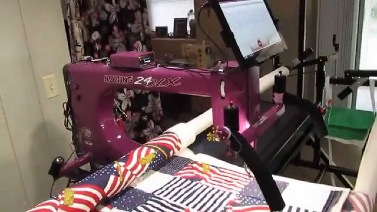 head movable arm sale quilting auto quilt single needle long machines