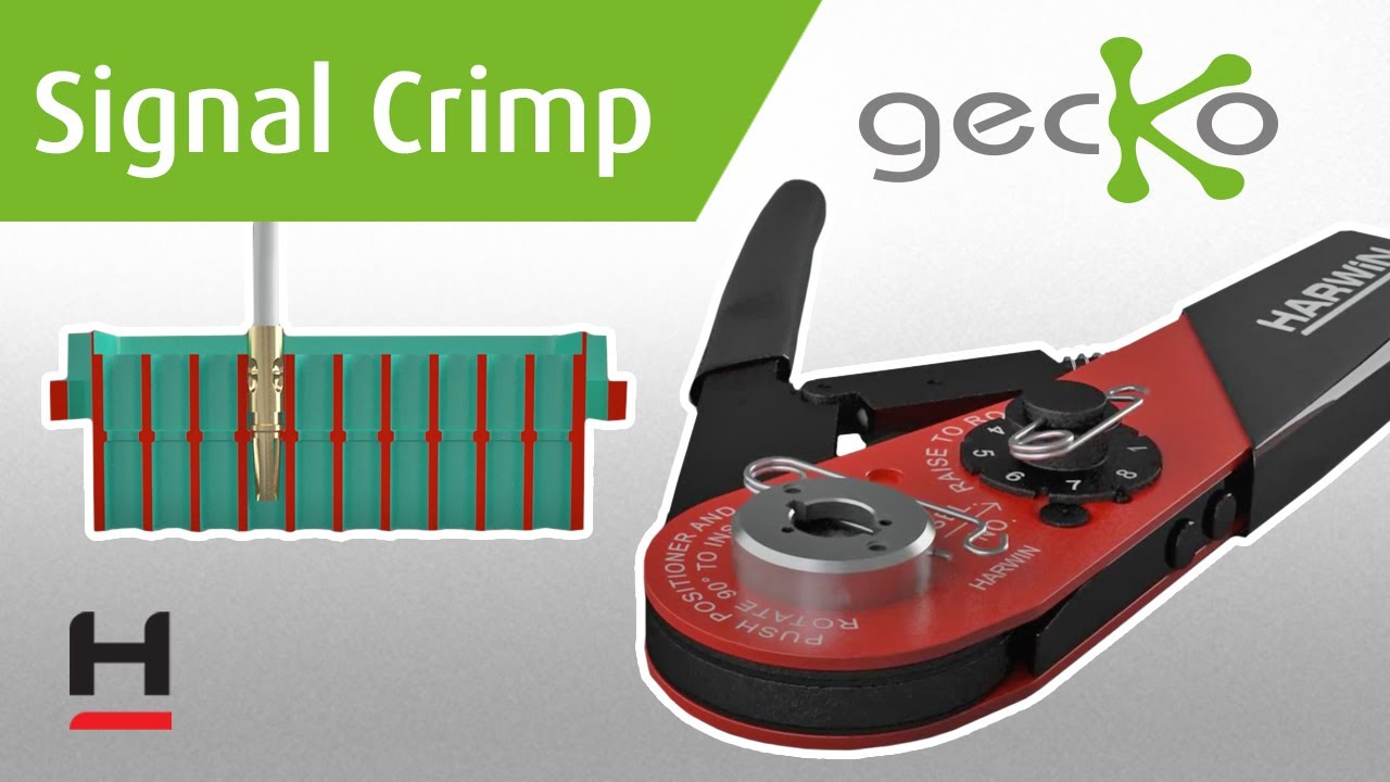 Youtube video for Gecko Crimping Instructions