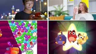 Angry Birds Dream Blast | Blast-off!