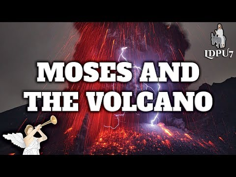 "Bible Movies 2016 ""Moses Volcano"" Full Movie - Exodus KJV End Times"