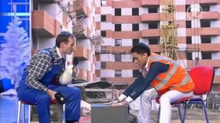КВН Днепр Случай на стройке таджики