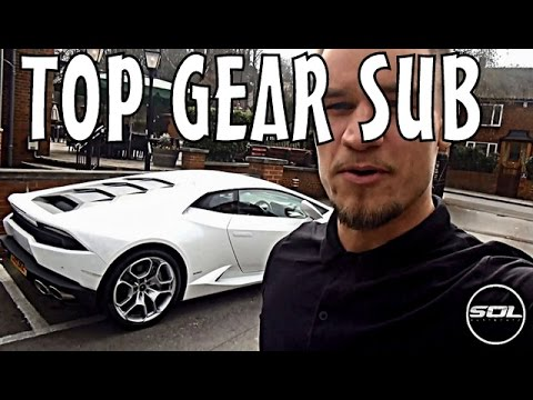 2015 lamborghini huracan top gear back up youtube. Black Bedroom Furniture Sets. Home Design Ideas