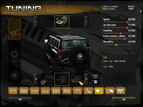 4x4 Hummer Pc Game - YouTube