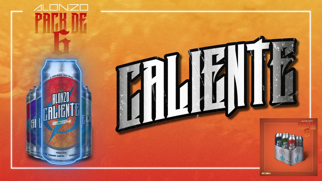 Alonzo - Caliente (Audio Officiel)