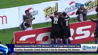 Bali Island Cup 2016: Arema Cronus VS PSS Sleman