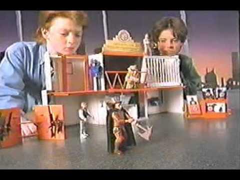 Last Action Hero Toy Ad 1993