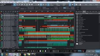 Поп панк проект в Studio One 3 под названием- Take My Hand