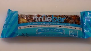 Truebar Fruit & Nut Bar - Gluten Free Reviews