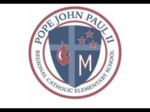 Pope John Paul II Regional Catholic Elementary School Graduation Video