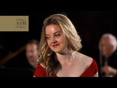 Handel - Let The Bright Seraphim - Rowan Pierce and David Blackadder