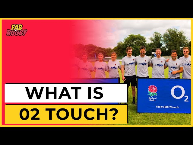 What is O2 Touch?