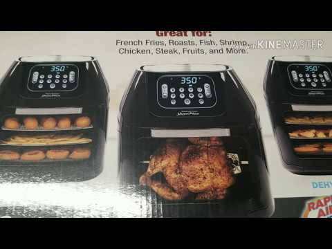 Power Air Fryer Oven Plus, As Seen On TV, Review
