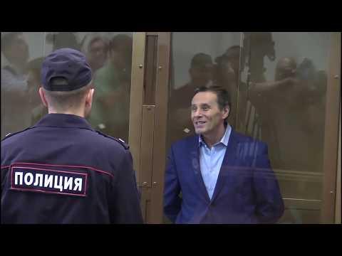 Осужденный на пять лет полковник Ламонов улыбался в суде
