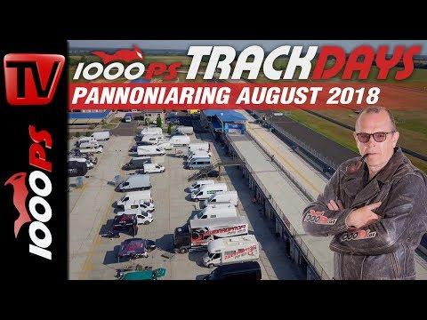Irre Maschinen, mächtige Typen  - 1000PS Bridgestone Trackdays - Eventvideo | Pannoniaring 2018