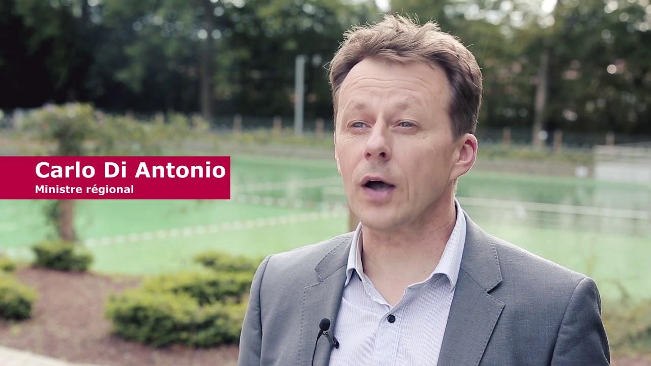 Carlo Di Antonio - Rentrée Académique 2017 - Interview complète