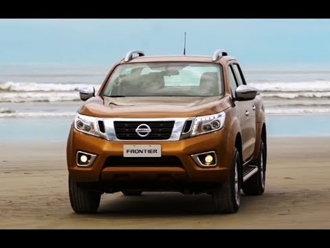Nissan Frontier 2018 Interior And Exterior