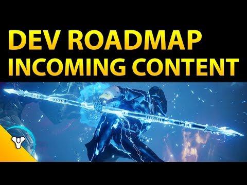 Development Roadmap: Sandbox Changes, Season 3 Preview, Prestige Raid Lair