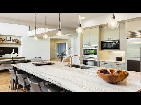 Nuevas TENDENCIAS en COCINAS modernas | MODA 2018 e ideas diseño de interiores que te encantarán!