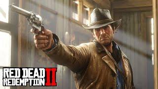 Red Dead Redemption 2 #02 - POLOWANIE! | Vertez | PC PL