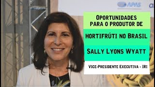 HF Brasil Entrevista - Sally Lyons Wyatt