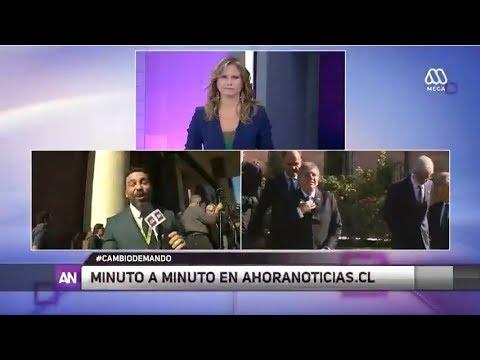 Cambio de Mando en Chile - Ahora Noticias