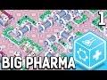 Big Pharma #1 EINFACH GEIL! Erste Schritte Der Pillen Fabrik Simulator BETA Gameplay deutsch