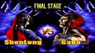Bloody Roar 2 (Võ đài thú - Đấu trường thú): Phá đảo Shen Long bằng Shen Long