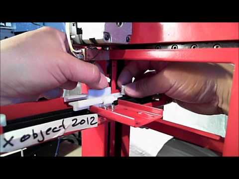 UP! Platform Heater | Thermistor Replacement