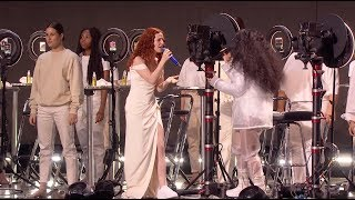 Jess Glynne - Thursday (Live from the BRITs 2019) ft. H.E.R. Video