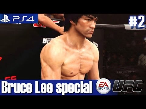 Thumbnail: EA Sports UFC - Bruce Lee vs Mike Easton (EA Sports UFC Bruce Lee Special)