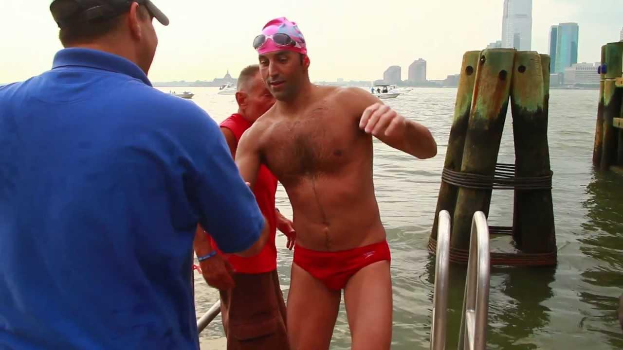 dieta para nadadores de aguas abiertas