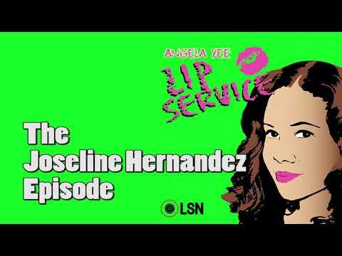 Download Youtube: Angela Yee's Lip Service: Joseline Hernandez Episode