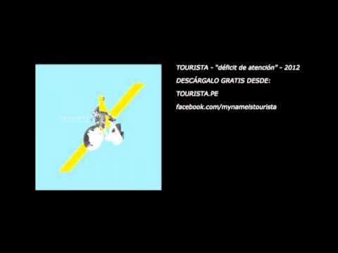 """TOURISTA : THAÍS - """"déficit de atención"""" EP"""