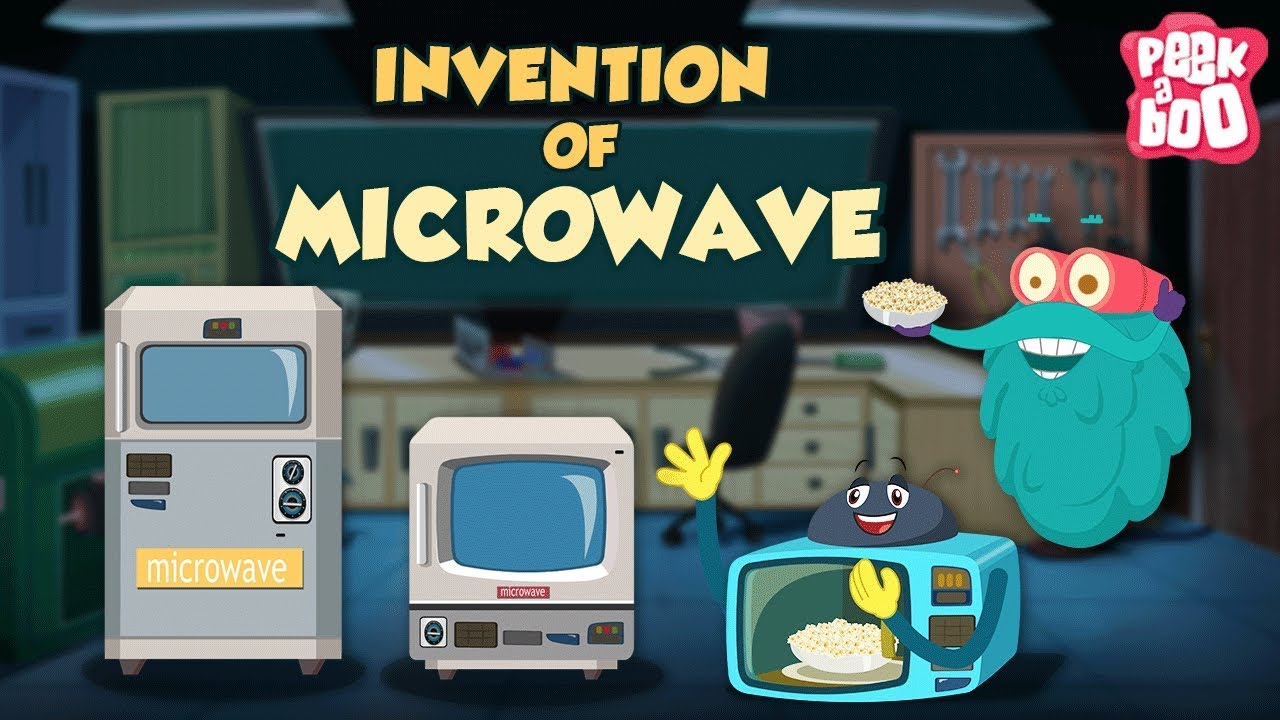 Invention Of Microwave The Dr Binocs Show Best