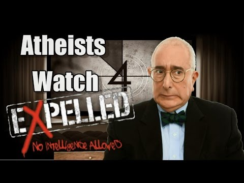 """Atheists Watch """"Expelled: No Intelligence Allowed"""""""