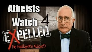 "Atheists Watch ""Expelled: No Intelligence Allowed"""
