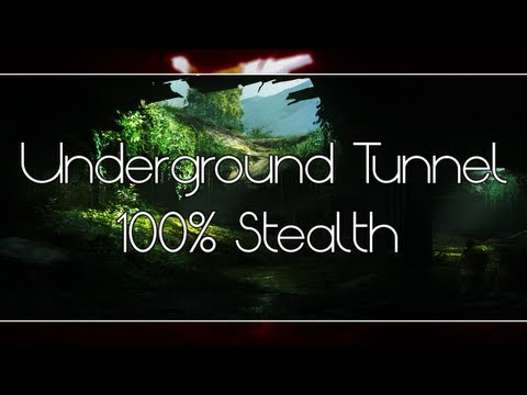 The Last Of Us: Tunnel - How To 100% Stealth On Survivor (no Equipment Needed)