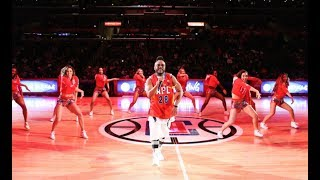Clippers Filipino Heritage Night Apl.de.Ap & J Rey Soul (Jessica Reynoso) Perform