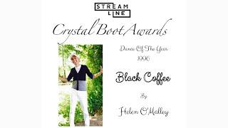 BLACK COFFEE LINE DANCE (PHILIP SOBRIELO) STREAMLINE WEEK 13