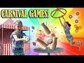 I WON A FIDGET SPINNER!!! World's Hardest Carnival Game!