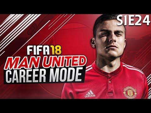 PREMIER LEAGUE CHAMPIONS!!! | FIFA 18: Manchester United Career Mode - S1 E24